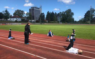 Training unter Corona-Bedingungen