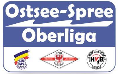 Oberliga Ostsee-Spree-Saison abgebrochen