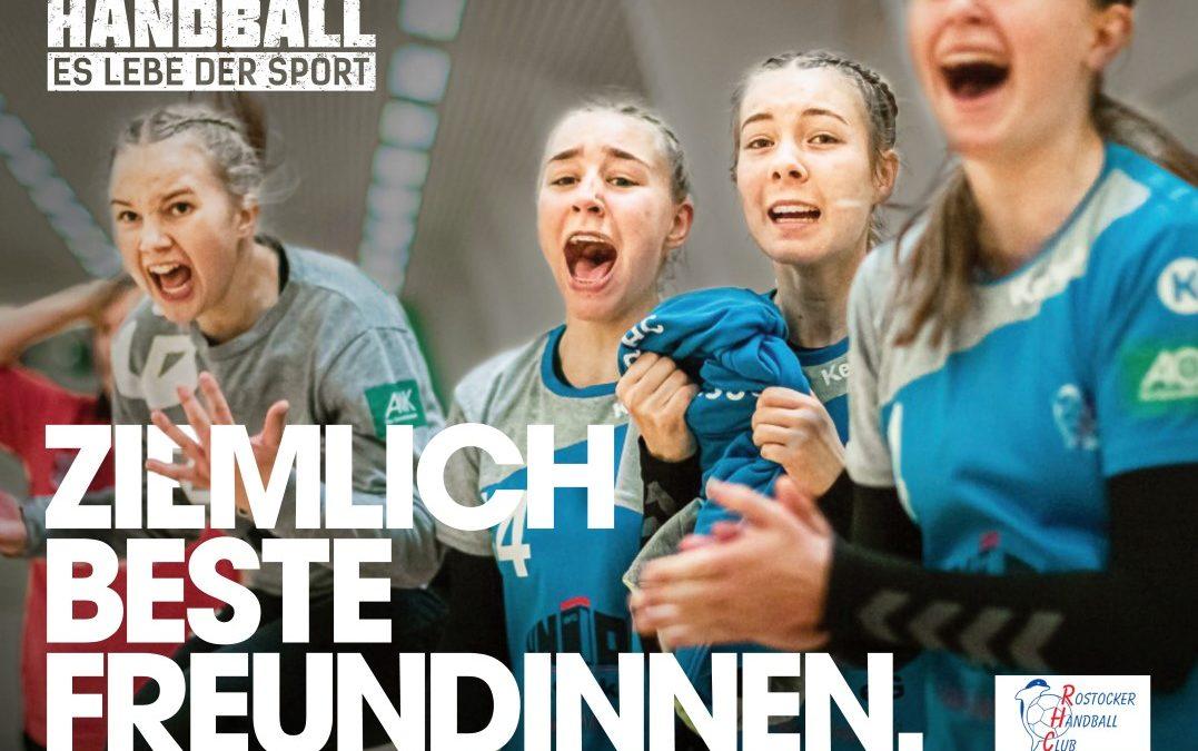 Bezirkshandballverband Rostock setzt Zeichen in MV