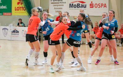 Endlich wieder Handball spielen