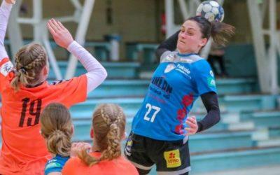 Martina Corkovic bleibt Delfin